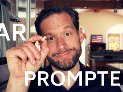 EAR Prompters - The Basics For Actors