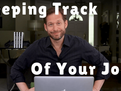 How I Track And Organize My Jobs